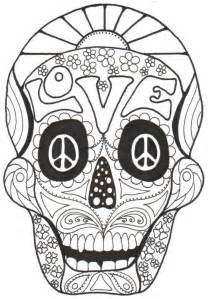 dia de los muertos skull coloring pages gallery for gt day of the dead coloring pages for kids