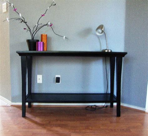console table for living room home decor