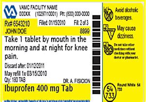va asking vets to help design medication labels veterans
