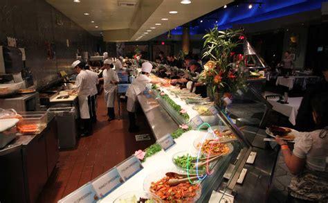 sushi buffet las vegas les buffets du las vegas tout ce que vous pouvez manger