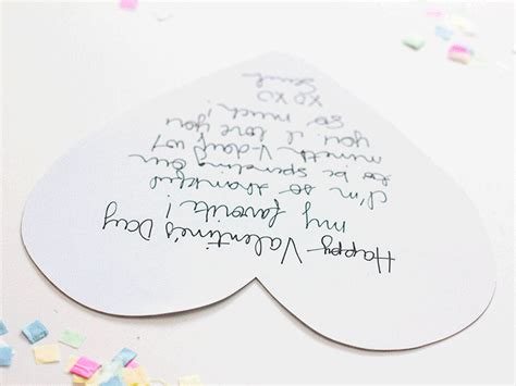 things to write in a valentines card hearts printable envelope