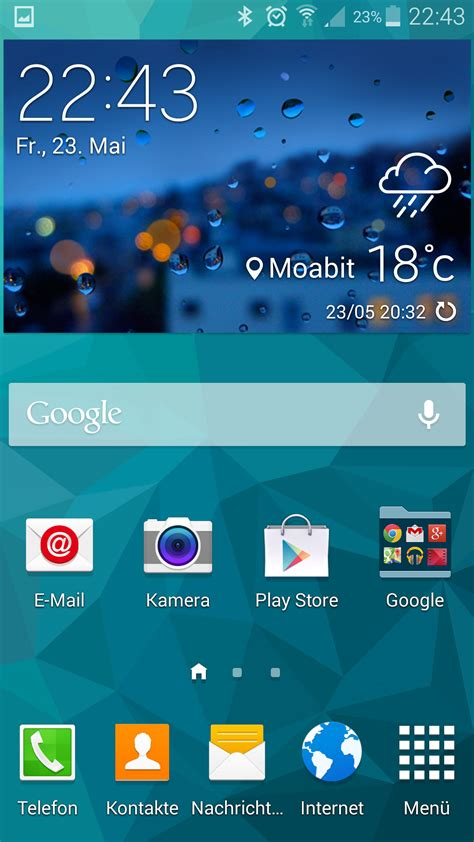 samsung galaxy s5 home screen samsung galaxy s5 co top 10 features f 252 r die