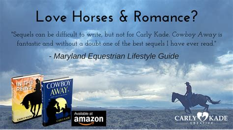 cowboy away in the reins series volume 2 books the sequel to in the reins is available now kade