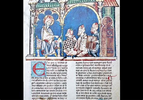 libro alfonso codex illuminated manuscript facsimile book of chess alfonso x