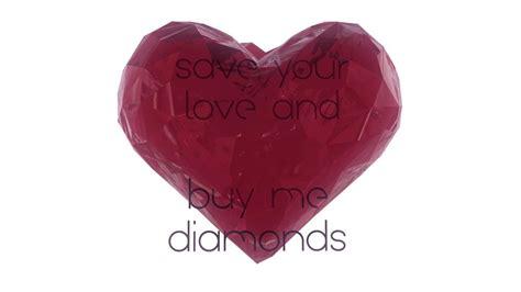 Buy Diamonds by Bea Miller Buy Me Diamonds Official Lyric