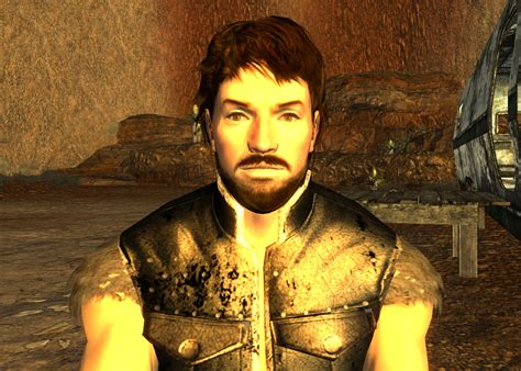 gallery of fallout 3 hair styles allow multiple facial hair options new vegas mod