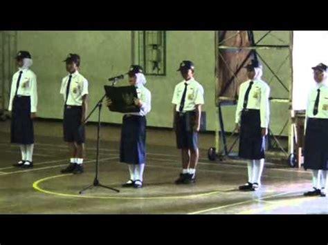 Sepatu Lomba Paskibra upacara bendera videolike