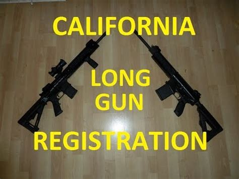 Dros Background Check California Gun Registration Ab809