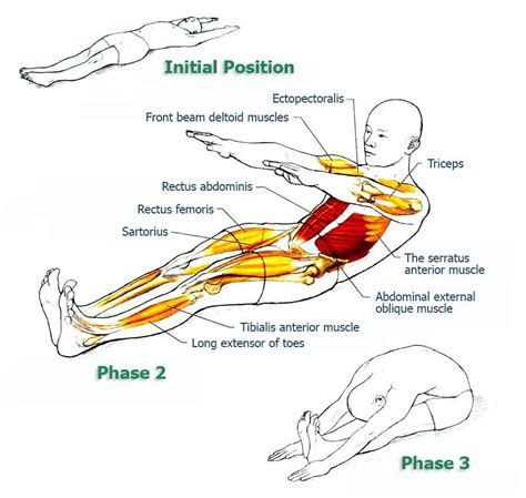 roll up abdominal exercises for spine and stabilization part 2 fitness abdominal