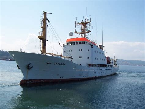 ricerca da nave da ricerca n r ogs explora