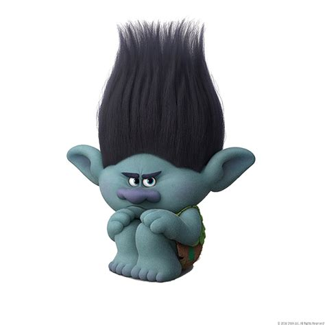 trolls png branche