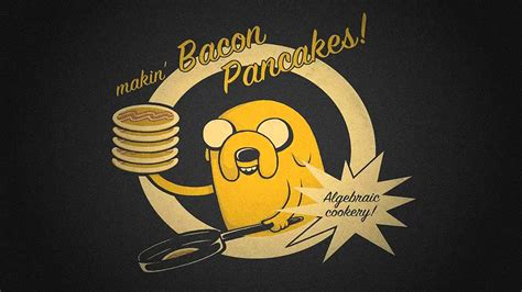 bacon pancakes song remix adventure time jake the bacon pancakes dubstep
