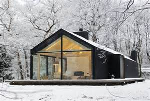 Cabin Plans Modern Design Inspiration Modern Cabin Studio Mm Architect