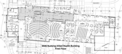 Student Housing Floor Plans 46 nursing allied health building gordon state college