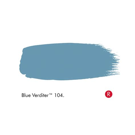 verditer blue little greene blue verditer paint 104 for sale period home style