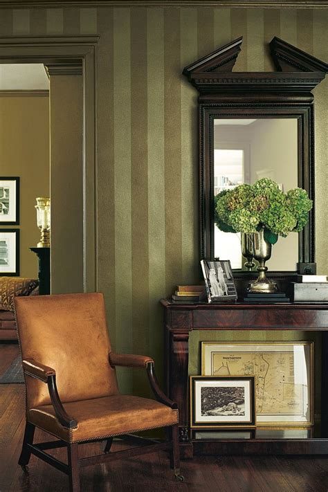 add movement and texture to your walls with alternating stripes use ralph paint s