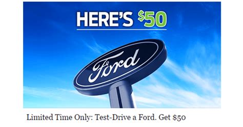 Free 50 Dollar Amazon Gift Card Code - hurry free 50 00 amazon gift card from ford