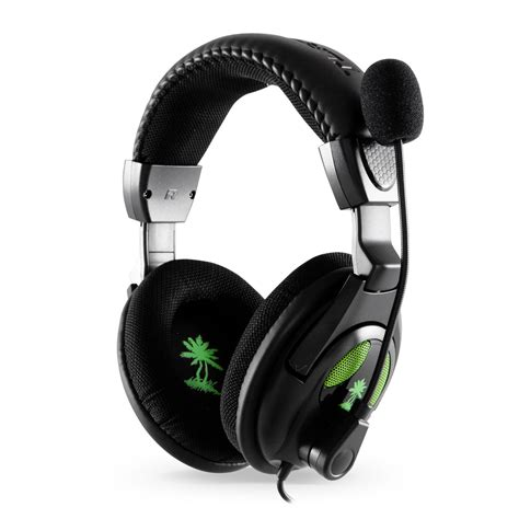 Headset Turtle turtle ear x12 lified stereo gaming headset xbox 360