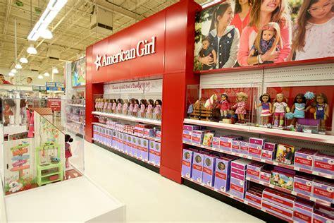 shop america american girl shop in shops debut in toys r us
