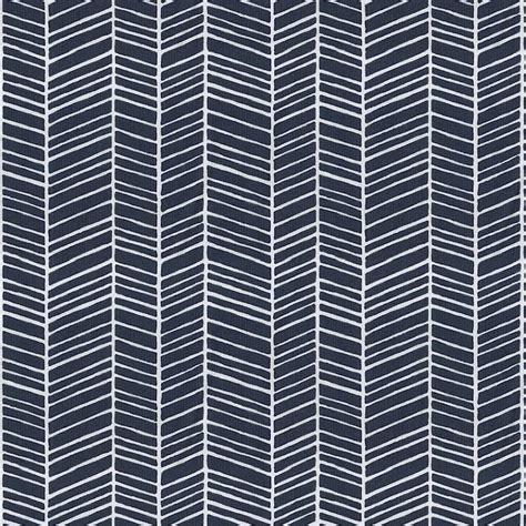bedding fabric navy herringbone fabric by the yard navy fabric carousel designs