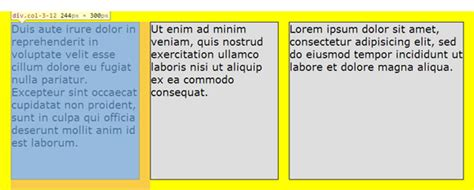 changing margins columns and gutter widths in an indesign html how to offset div columns in css grid system