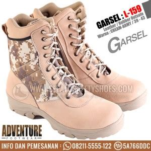 Sepatu Adventure Catenzo Li 053 toko sepatu safety dan sepatu gunung