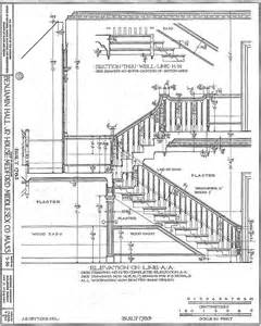 treppe schnitt 10 best images about stair section drawing on