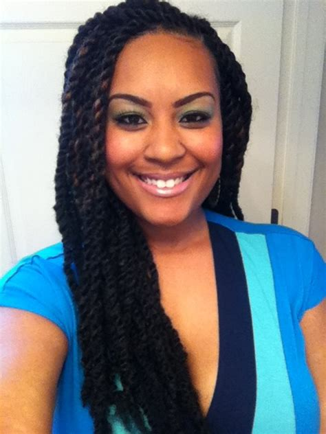 senegalese twist using marley hair 15 senegalese twists styles you can use for inspiration