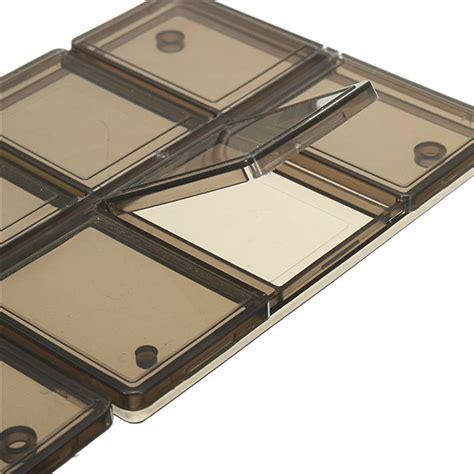 Card Holder 12 Slot Free Box foldable 12 slot sim micro sd tf memory card storage box holder protector sale banggood