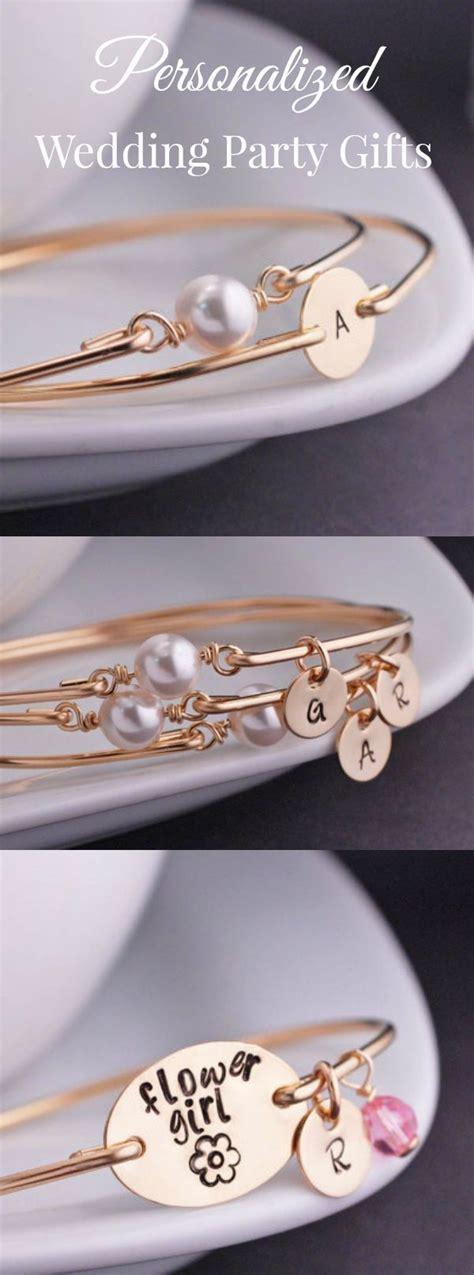 Best Diamond Bracelets : Love these personalized wedding