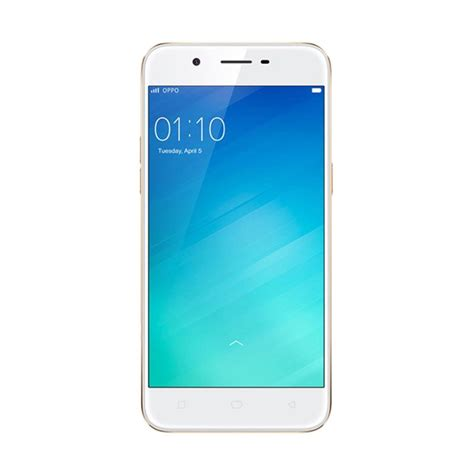 Oppo A57 32gb Gold jual oppo a57 smartphone gold 32 gb 3 gb