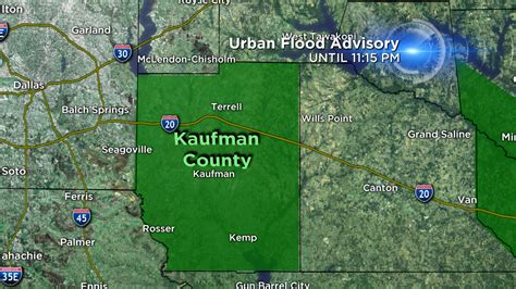 kaufman county floods and strong winds 171 cbs dallas fort worth