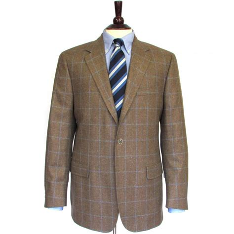 light blue windowpane sport coat o connell s clothing mens sport coats