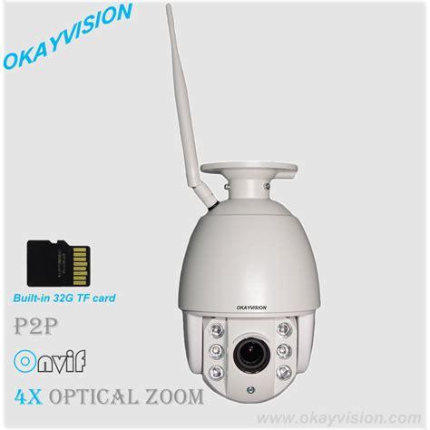 outdoor pan tilt ip 130w wifi hd p2p outdoor indoor pan tilt 4x optical zoom