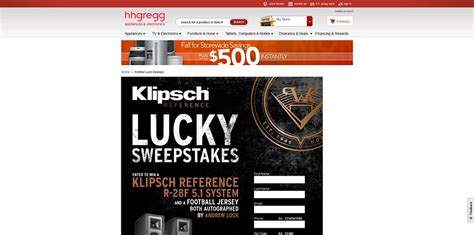 Sweepstakes Unlimited - klipsch lucky sweepstakes