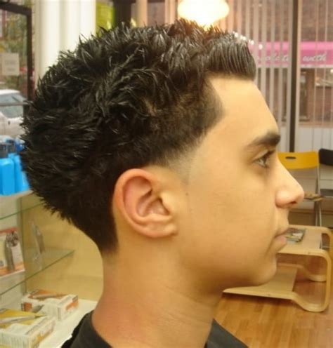 blowout hairstyles for black men a line in the side 50 men s blowout haircut ideas for snazzy look
