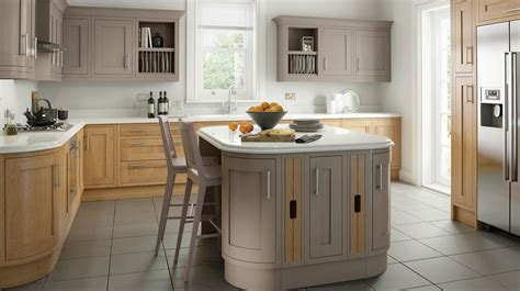 Farmhouse Kitchen Island Ideas by Shaker Kitchens Traditional Or Modern Kitchens