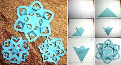 diy decorations made out of paper paper snowflake pictures photos and images for