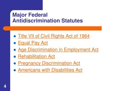 section 1981 statute of limitations ppt employment law for human resource practice