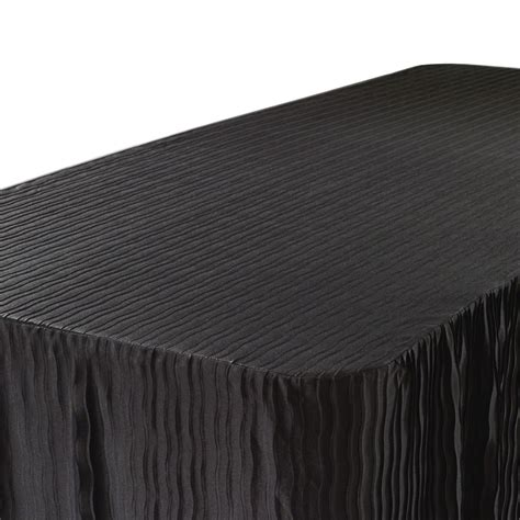 tablecloth for 6 folding table 6 black table cloth made for folding tables