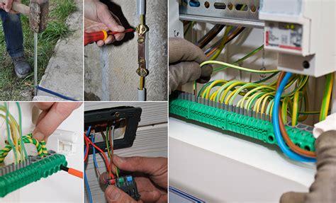 Prise De Terre Baignoire by Electricit 233 Installer Une Prise De Terre