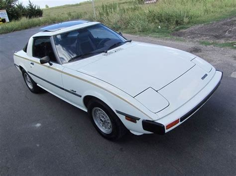 mazda r7 for sale 1979 mazda rx7 for sale classic car ad from