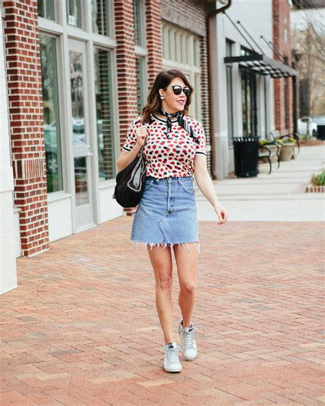 5 denim skirts 100 how to rock a jean skirt