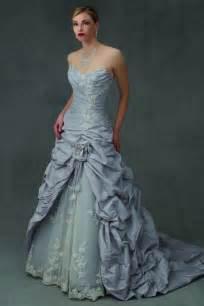 blue wedding dress blue wedding dresses sangmaestro