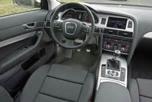 60 mph audi a6 c6 interior photo