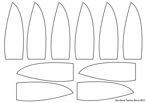 printable template turkey free printable turkey feather templates happy easter