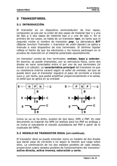 transistor bjt usos transistor bjt