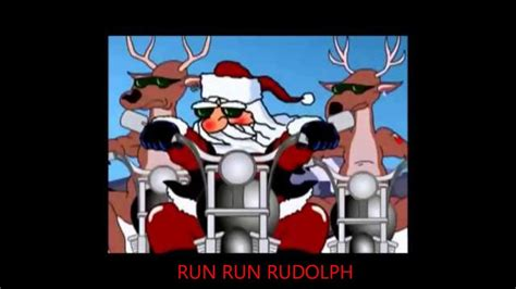 motorhead run run rudolph youtube