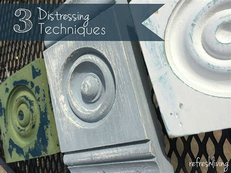 hometalk tips  distressing painted furniture