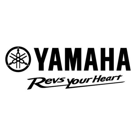 Yamaha Aufkleber Logo by Sticker Yamaha Revs Your Logo